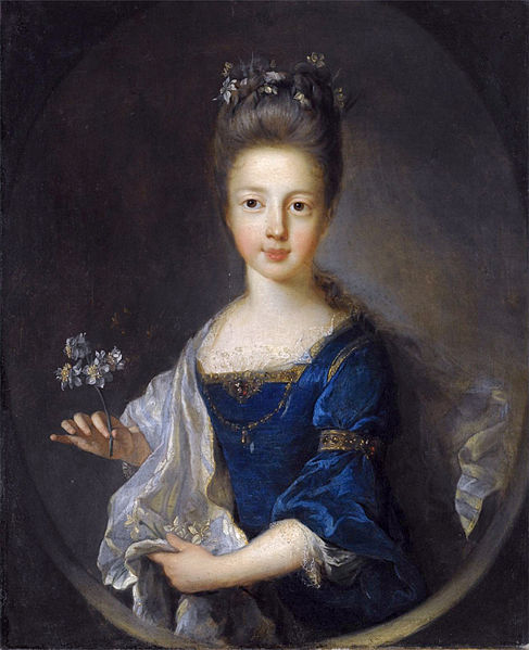 Princess Luisa Maria Theresa Stuart