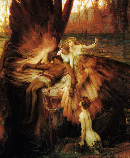 The Lament for Icarus