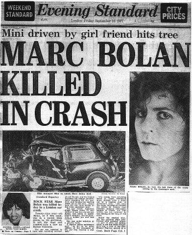 RIP Marc Bolan